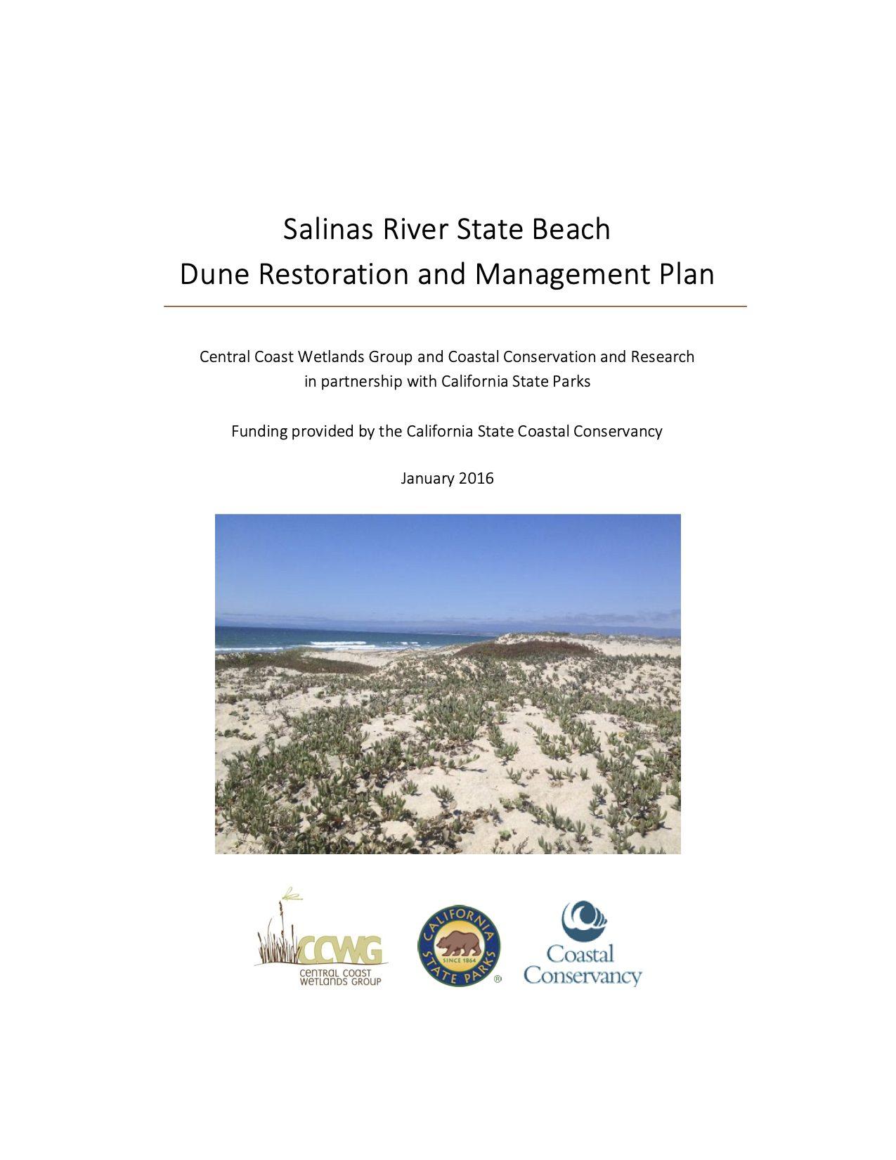 CCR SalinasR Dunes